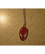 Childs Spiderman Cartoon Character Necklace & Pendant NEW #905 - $7.99
