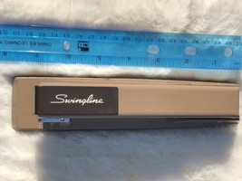 Vintage Swingline 94-41 Brown Stapler, Oklahoma State University Teacher Supply - $21.73