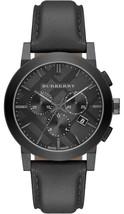 Burberry BU9364 The City Chronograph Watch 42 mm - Warranty - $447.00