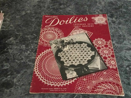 Doilies Luncheon Sets Table Runners Book #147 - $2.99