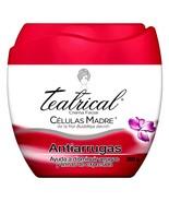 teatrical crema facial face cream anti-aging antiarrugas 200g - $14.03