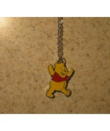 Childs Winnie The Pooh Cartoon Character Neckla... - $7.99