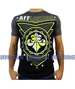Affliction Spartan A13867 New Short Sleeve Graphic Sport T-shirt Top for... - $39.90