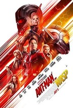 "Marvel's ANT-MAN And The Wasp -9.5""x14"" Original Promo Movie Poster 2018 Paul Ru - $9.79"
