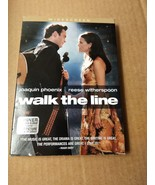 Walk the Line (DVD 2006) Joaquin Phoenix and Reese Witherspoon - $6.99