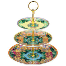 Versace by Rosenthal Jungle Animalier Etagere 3 tiers - $642.51