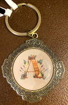 Disney Parks A is for Adventureland ABC Letters Keychain NEW - $19.90