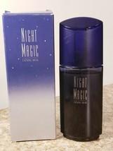 Avon 1.5 OZ Night Magic Evening Musk Eau De Cologne Spray  - $24.23