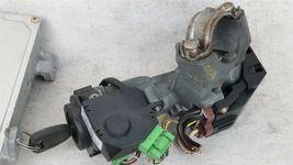 01-03 Honda Civic 1.7 A/T ECU PCM Engine Computer & Immobilizer 37820-PLR-A53 image 5