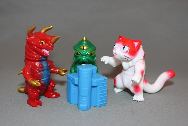 MaxToy Nyagira and Monsters Set