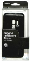 Samsung Rugged Protective Cover for Galaxy S9, Black - EF-RG960CBEGUS - $6.92