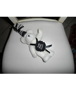 "White Boyds ""Happy Birthday, Over the Hill"" bear 8"" - $8.50"