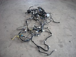 2012 MAZDA 3 DASH INSTRUMENT WIRING HARNESS BFD2-67-030D GENUINE OEM image 1