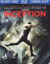 Inception [Blu-ray] (2010) Includes collectible shooting script book