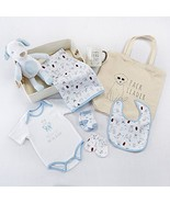 Baby Aspen New Pup 9 Piece Baby Gift Basket - $67.64