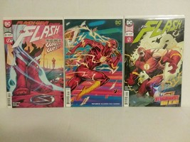 THE FLASH #51, 52 AND 54 + VARIANT #54 - FREE SHIPPING - $14.03