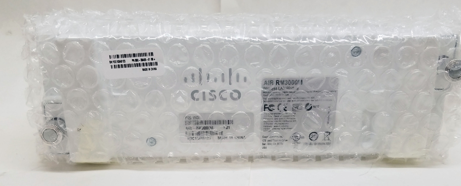 Cisco AIR-RM3000M Wireless LAN Security-Spectrum Intelligence Access Point Bin:5
