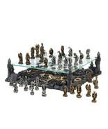 Two Tier Dragon Chess Set 10015190 - $252.01