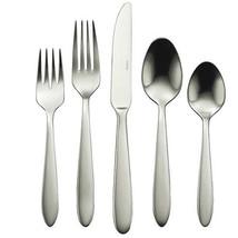 45-Piece Flatware Set Home Kitchen Dinning Serving Stainless Steel Polis... - $66.56