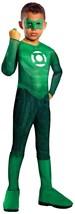 Green Lantern Child's Hal Jordan Costume - One Color - Medium - $45.33