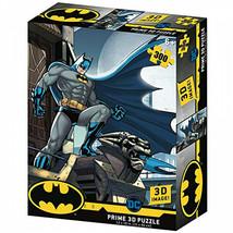 DC Comics Batman Standing on a Gargoyle Image 300pc Puzzle Multi-Color - $19.98