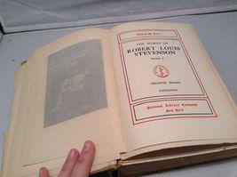 Vintage Hardcover Works of Robert Louis Stevenson by Bigelow and Scot Vol II image 5