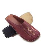 F202 Stunning Look Khussa Handmade Shoe/Juti/Mojari MENS Usa Size -9.5 - $22.77