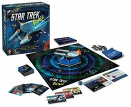 Star Trek Panic Board Game Sealed Unopened Free Shipping - $43.99