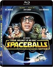 Spaceballs [Blu-ray] Includes limited edition cover card image 2