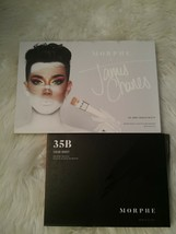 Morphe 35B Color burst /James Charles Palette -100% AUTHENTIC - guaranteed!!! - $129.99