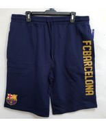 NEW Barcelona National Team PANTS Soccer World Cup Football Blue Shorts ... - $16.99