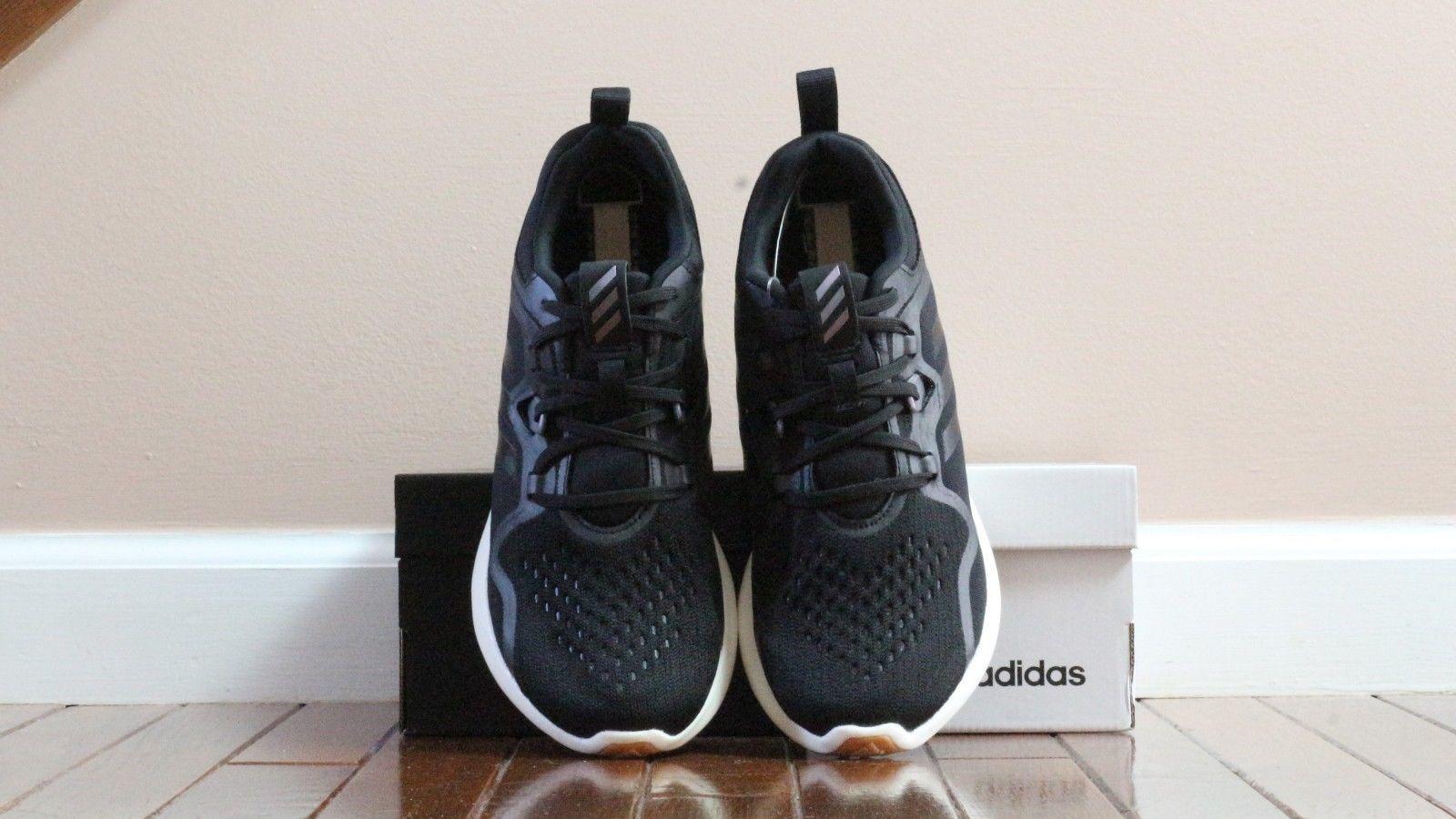 Adidas Women's Size 9 Edgebounce Running Shoe BB7566 Black