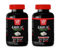 parsley seed extract - ODORLESS GARLIC & PARSLEY 600mg - boost immune system 2B - $28.01