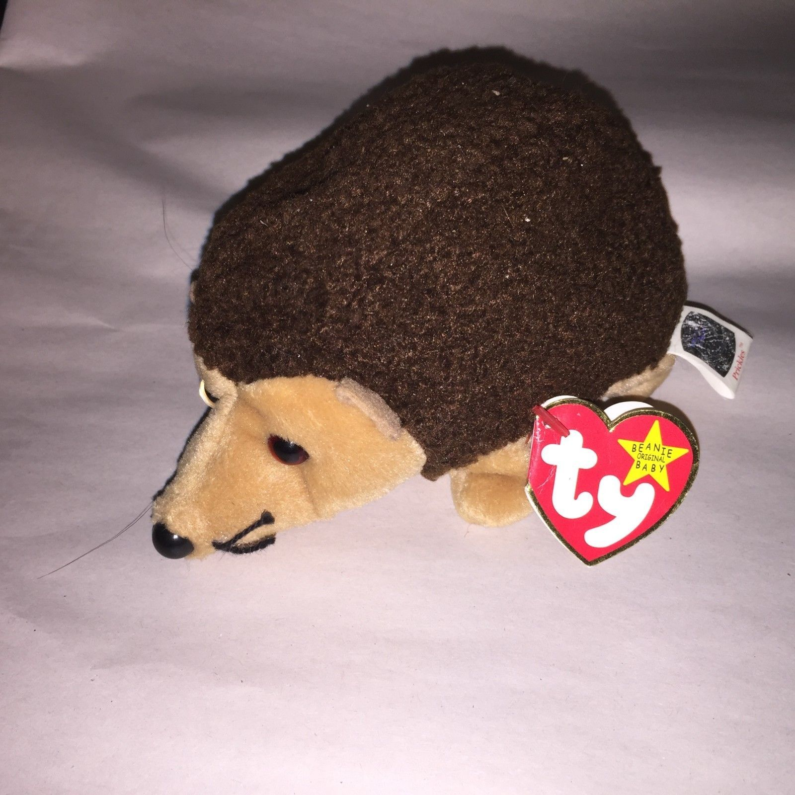 bcee54ae84a Vintage Beautiful Ty Beanie Baby Prickles and similar items. S l1600