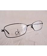 Calvin Klein CK 5299 (033) Gun 47 x 16 130 mm PETITE Eyeglass Frames - $62.32