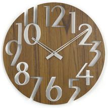 GEORGE NELSON Wall Clock Natural Wood Designer From Japan New - $211.56