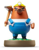 amiibo Mr. Resetti (Animal Crossing series) Japan Import [video game] - $24.27