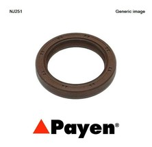 FOR MITSUBISHI HYUNDAI SHAFT SEAL CRANKSHAFT TREDIA A21 G62B 4G62 G63B P... - $8.62