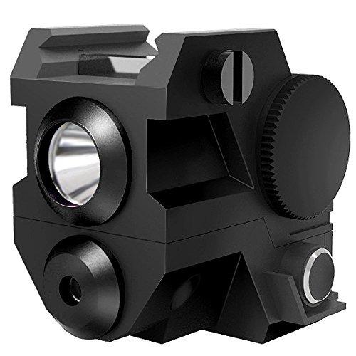 Ade Advanced Optics Reventon Series Strobe Green Laser Flashlight Sight for Pist - $64.89