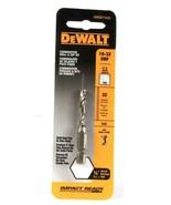 """1 Count DeWalt DWADT1032 Combination Drill & Tap Bit 10-32 UNF 1/4"""" Shank - $15.99"""