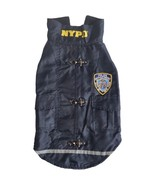 Royal Animals 13Z1009R NYPD Water-Resistant Dog Coat (X-Small) - $24.89
