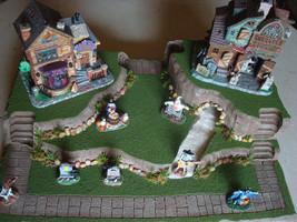 Halloween Christmas Easter Village Display Platform Base HW29 - Dept 56 ... - $73.95