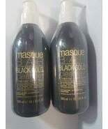 2 MASQUE B.A.R. BLACK GOLD CLEANSER ~ EXFOLIATING, ILLUMINATING, PURIFYI... - $16.34
