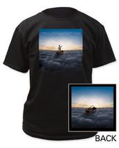 Pink Floyd-The Endless River-Medium Black T-shirt - £7.08 GBP