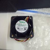 nidec Converter fan W40S12BS4A5-07 12V 0.73A 4 wire  2months warranty 4wire - $25.52