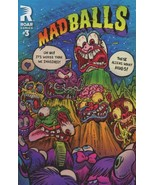 Mad Balls #3A NM 2016 comic book - £1.92 GBP