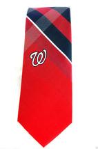 Washington Nationals Mens Necktie Officially Licensed MLB Baseball Red Neck Tie - $29.65
