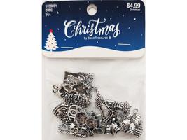Bead Treasures Christmas Charms, Set of 20 #5158001