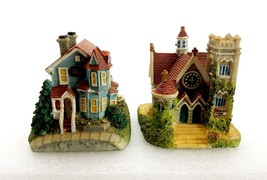 Liberty Falls Village, 1998 Home of Seamstress Ida Penny & Mountainview ... - $14.65