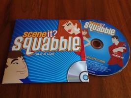 Scene It? Squabble replacement parts, pieces, board FREE SHIPPING - $4.29+